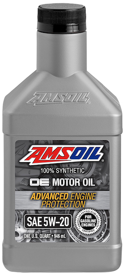 OE 5W-20 Synthetic Motor Oil (OEM)